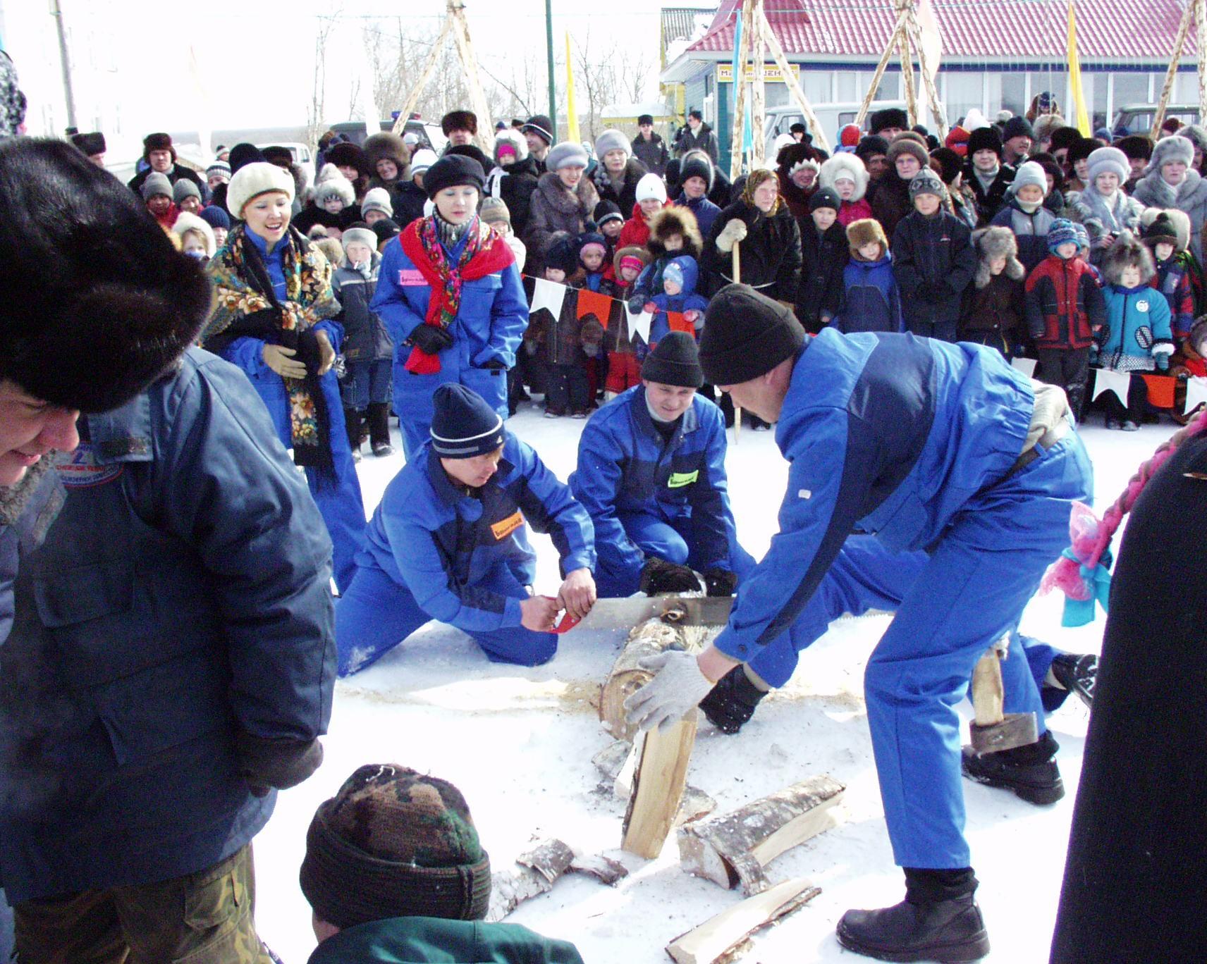 проводы зимы Мужи 2004 (2)